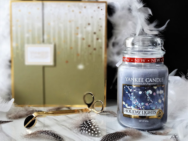 Holiday Lights - Yankee Candle Christmas Collection