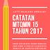 Catatan MTQMN 15 di Universitas Brawijaya dan Universitas Negeri Malang