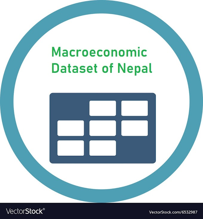 Macroeconomic data and reports of Nepal