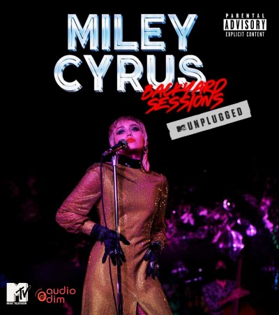 Miley Cyrus - MTV Unplugged: Backyard Sessions (2020) - Album Download, Itunes Cover, Official Cover, Album CD Cover Art, Tracklist, 320KBPS, Zip album