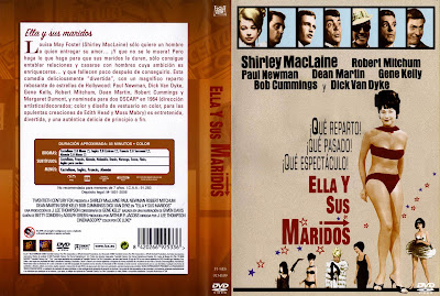 Ella y sus maridos | 1964 | What a Way to Go!