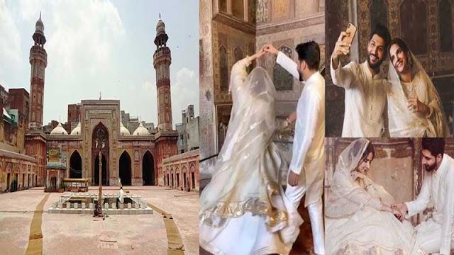 Saba Qamar and Bilal Saeed Video Song in Masjid Complete Story