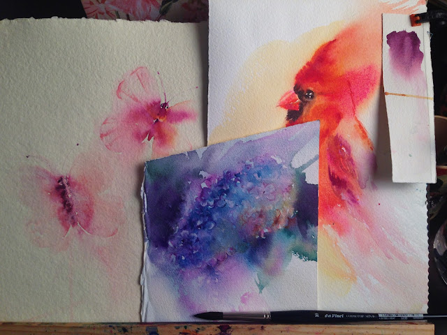 tips for watercolor painting