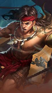 Lapu Lapu Great Chief Heroes Fighter Assassin of Skins V3