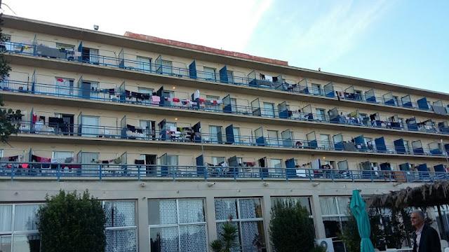 Προμήθεια ειδών από την Περιφέρεια Πελοποννήσου για τη δομή μεταναστών στο Πόρτο Χέλι