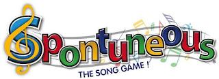Spontuneous The Song Game logo