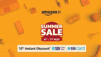 Amazon Summer Sale : इन बजट स्मार्टफोन पर आपको मिल रहा है 10 हजार तक डिस्काउंट