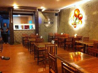 Didine Pub & Restaurant in Khon Kaen, Thailand