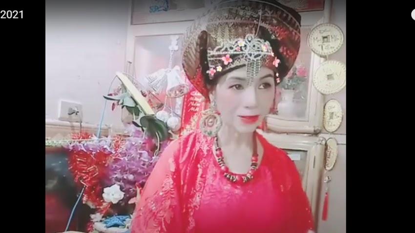 Xin lộc Mẫu Phủ Giầy - Pray for Mother Phu Giay- Tra My Vu