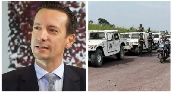 Italian Ambassador,  Luca Attanasio,  killed in DR Congo