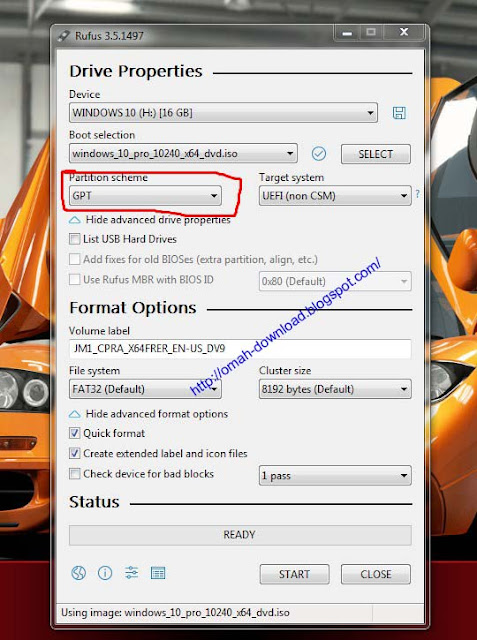 cara membuat bootable windows 7 dengan usb