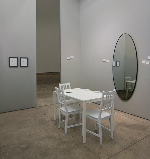 «Mirror Image» de Yoko Ono à Art Basel Hong Kong