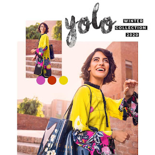 Gul Ahmed Yolo Collection 2020