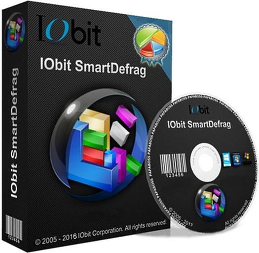 IObit Smart Defrag 5.4 PRO (v5.4.0.998) Multilingual ~ Serial Key™