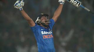 Rohit Sharma 141* vs Australia   3rd ODI Hundred Highlights