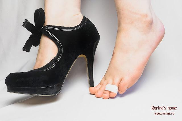 Как легко носить каблуки