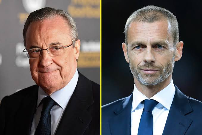 "Super League: ""We Know The Salary Of LeBron James But We Don't Know The Salary Of The UEFA President"" - Florentino Perez Issues Strong Defence Of New League"