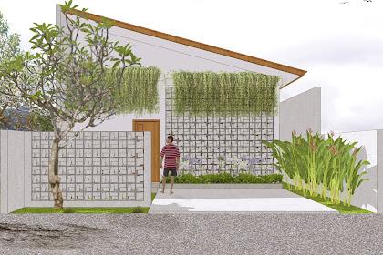 Desain Rumah Tinggal Untuk Pasangan Muda