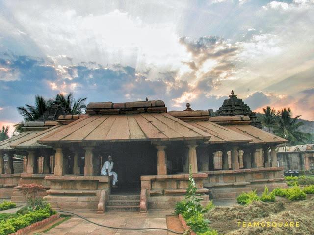 Hooli Fort, Karnataka