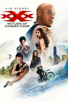xXx: Return of Xander Cage 2017 Dual Audio Hindi 720p BluRay 850MB