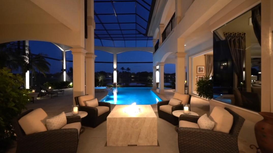 32 Interior Photos vs. 2156 Canna Way, Naples, FL Luxury Modern Classic Home Tour