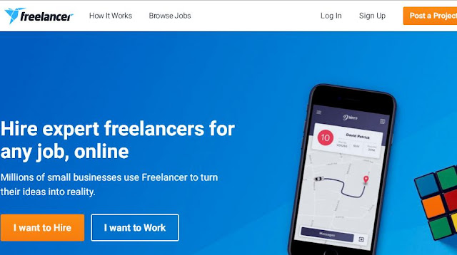 How to Make a Freelancer.com Account and make money online