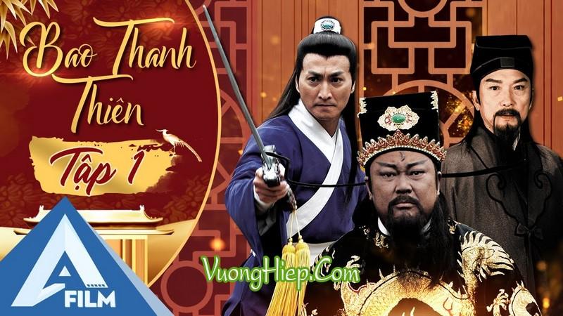 Bao Thanh Thiên -Vụ Án Đả Long Bào Full HD - Thuyết Minh