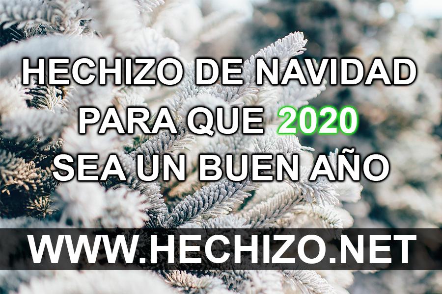 Hechizo de Navidad para que 2020 sea un Gran Año