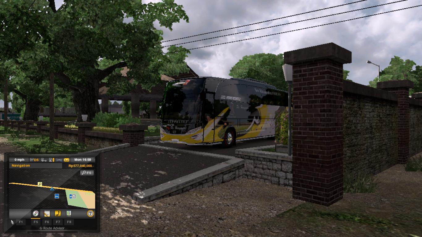 Tips And Trick Ets2 Cara Memasang Mod Map Vibelivery Official Euro Truck Simulator 2 V130 Dan Indonesia Malam Vibers Hari Ini Saya Akan Tunjukkan Bagaimana Masang Game