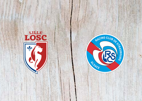 Lille vs Strasbourg - Highlights 09 November 2018
