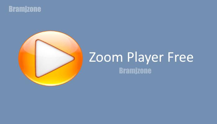 برنامج تشغيل الفيديو المميز زوم بلير