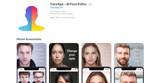 Cara Edit Wajah Menjadi Tua di Android