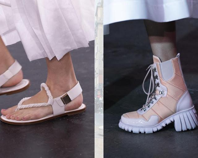Модная обувь весна-лето 2020 18-1
