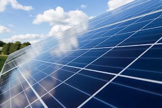 Captação de Energia Solar e Águas Pluviais