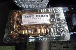 Resep dan Cara Membuat Tape Bakar Manis Khas Bondowoso