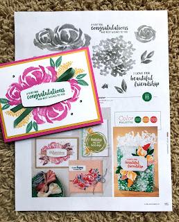 9 Stampin' Up! Beautiful Friendship Projects ~ www.juliedavison.com