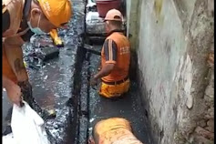 "Antisipasi Banjir, Kelurahan Tanah Sereal Adakan Giat ""Grebek Lumpur"" Yang Menjadi Program Utama Pemprov DKI Jakarta"