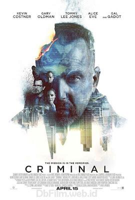 Sinopsis film Criminal (2016)