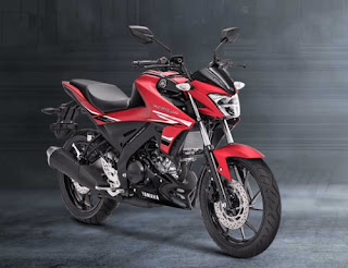 Warna Baru All New Yamaha Vixion R