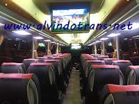 Daftar Harga sewa bus Pariwisata Antavaya 2016