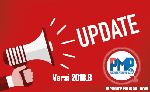 Aplikasi PMP Terbaru 2018.08