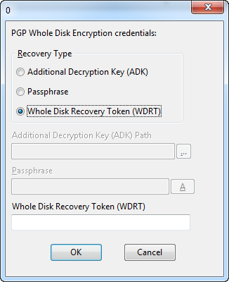 Checkpoint Full Disk Encryption - xiluspack's diary