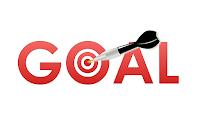 Aim high, stay focused towards goal