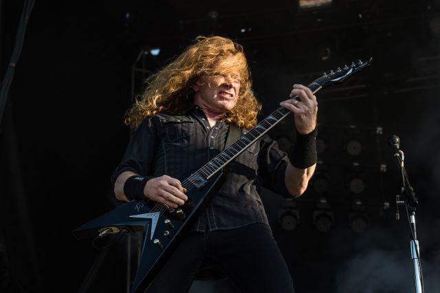 Dave Mustaine: Διαγνώστηκε με καρκίνο του λάρυγγα