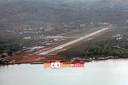 Bandara Gusti Syamsir Alam Kotabaru, Alternatif Penerbangan Warga Kotabaru dan Batulicin