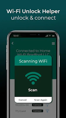 WiFi Unlock Helper