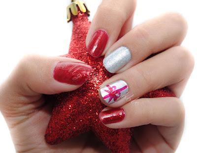 manicura semanal navideña 61
