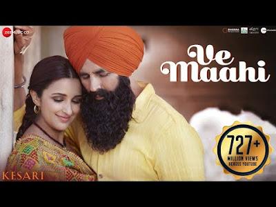 Ve Maahi | Arijit-Singh | Song Hindi/English Lyrics idoltube -