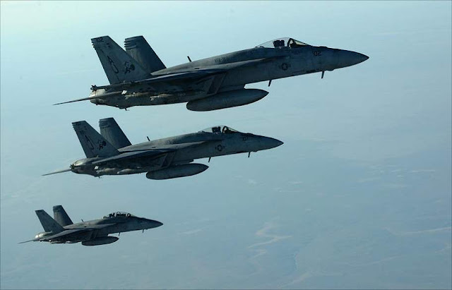 التحالف الدولي بقيادة أمريكا يقصف المدنيين مجددا بقرية السوسة السورية!