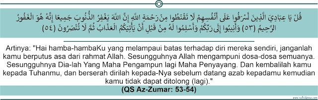 qs surah az-zumar ayat 53-54